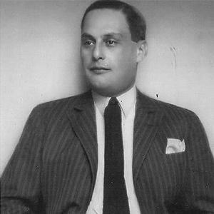 Benno Nettl ca. 1940-1942 © Igor Nettl